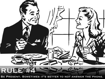 :: Gentleman's Rules
