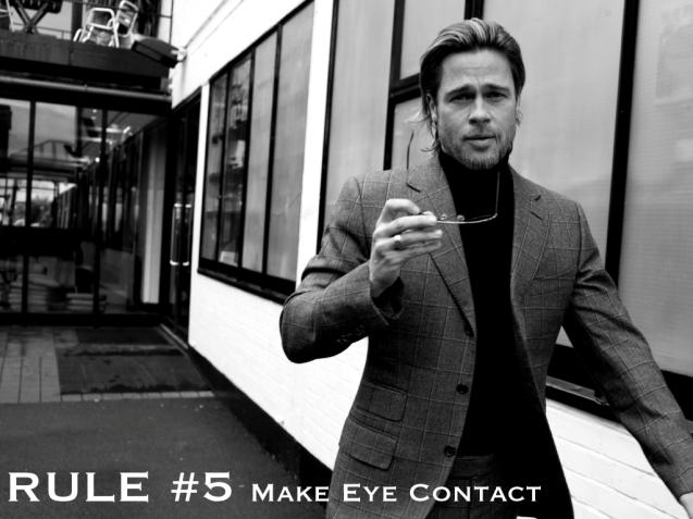 Gentleman's Rules #5