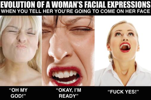 BDSM Meme Kinky Sex meme Come of Face