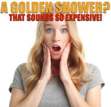 BDSM Meme Kinky Sex meme GOLDEN SHOWER