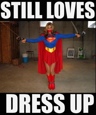 Still Loves Dress Up